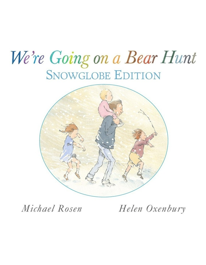 We're Going on a Bear Hunt Snowglobe Edition image 1