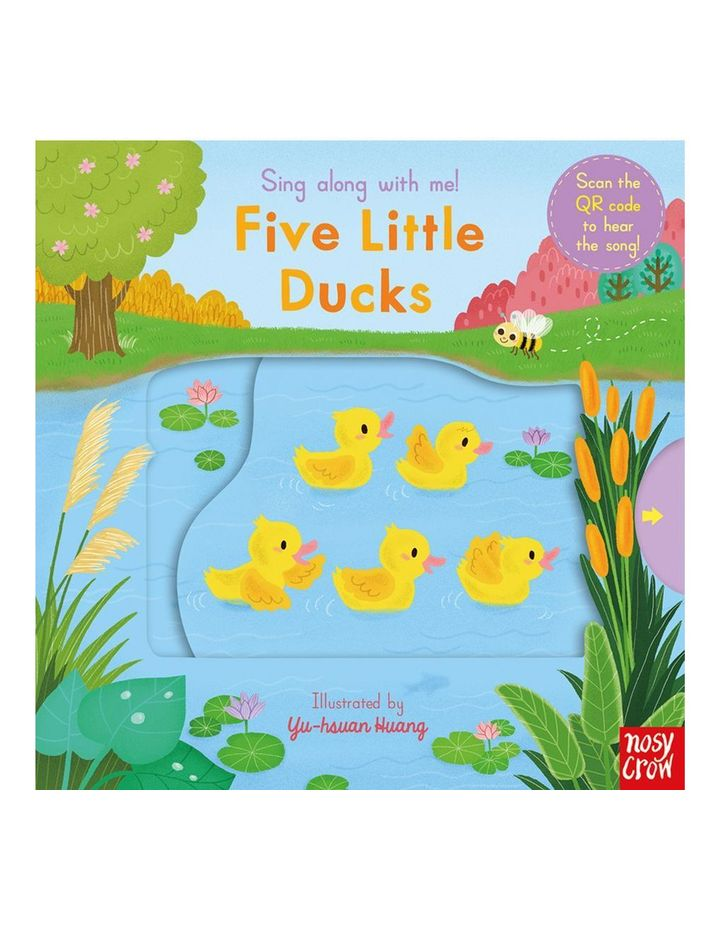 Sing Along With Me! Five Little Ducks image 1