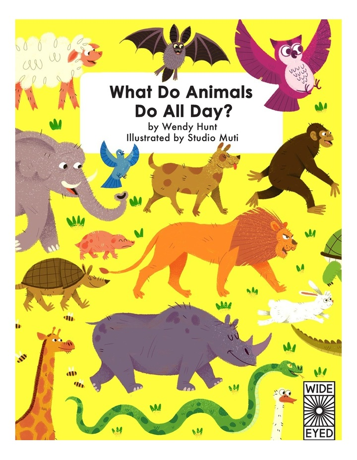 What Do Animals Do All Day? image 1