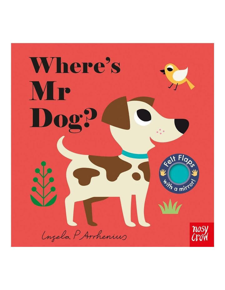 Where's Mr Dog? by Ingela P. Arrhenius (board book) image 1