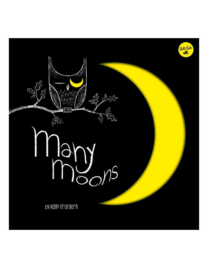 Many Moons by Remi Courgeon (hardback) image 1