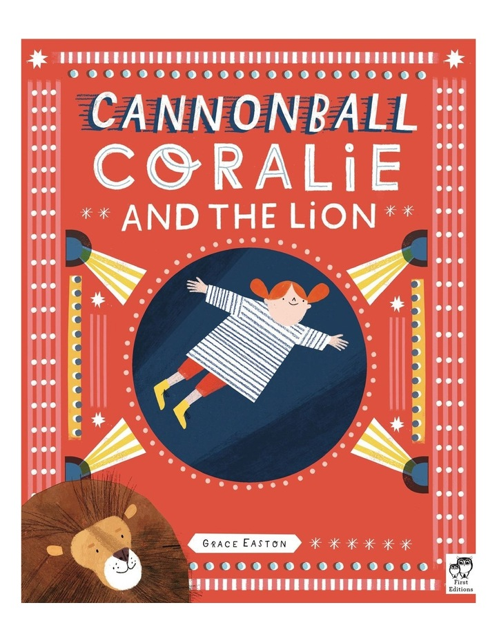 Cannonball Coralie And The Lion image 1