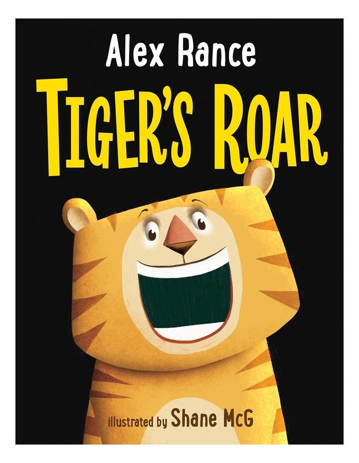Tiger's Roar by Alex Rance (Hardback) image 1