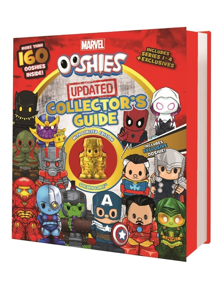 Marvel Ooshies Updated Collector's Guide image 1