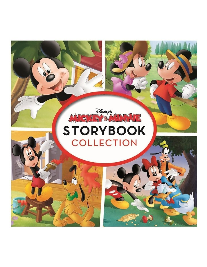 Mickey & Minnie Storybook Collection image 1