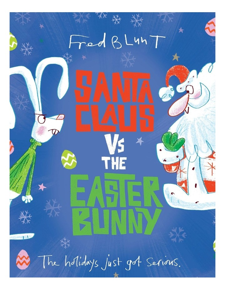Santa Claus vs the Easter Bunny image 1