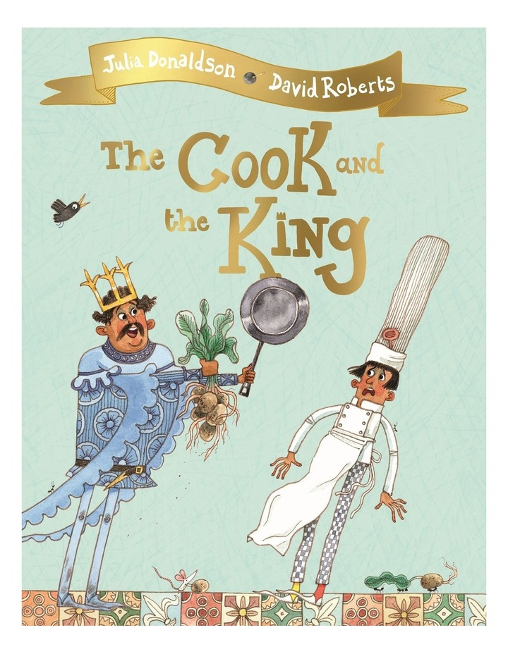 The Cook and the King image 1
