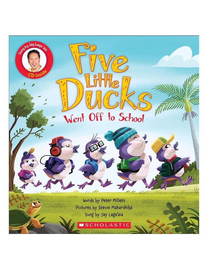 Five Little Ducks Went Off to School image 1