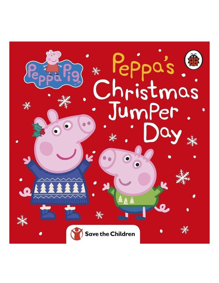 Peppa Pig: Peppa's Christmas Jumper image 1