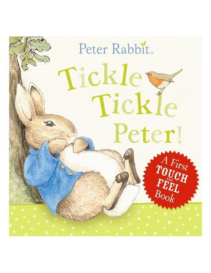 Peter Rabbit: Tickle Tickle (Board Book) image 1