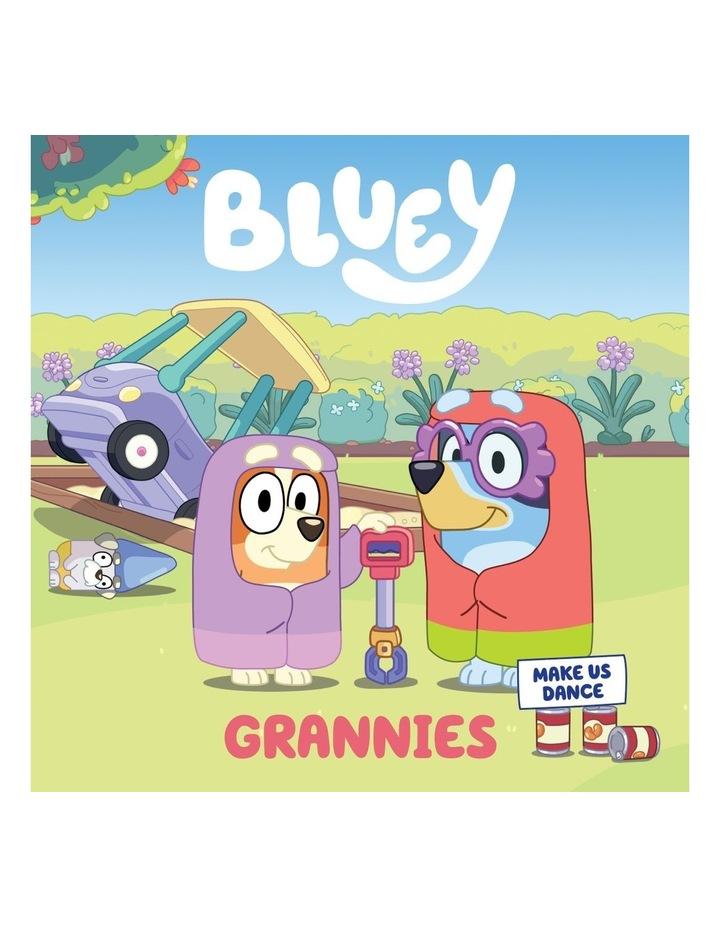 Bluey: Grannies (Board Book) image 1