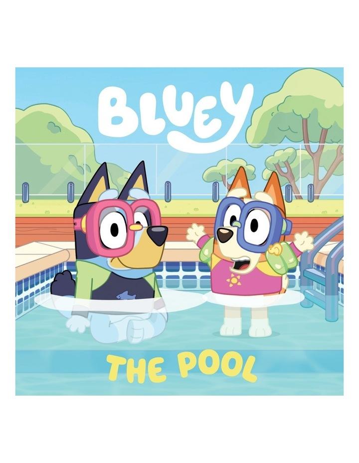 Bluey: The Pool (Board Book) image 1