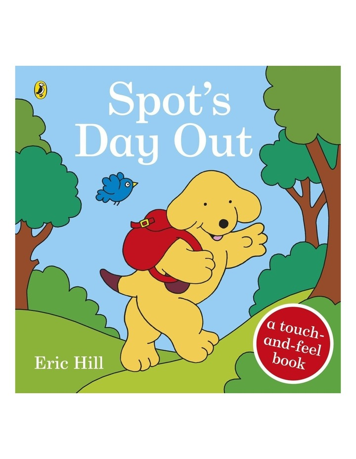 Spot's Day Out: A Touch N Feel Book (Board Book) image 1