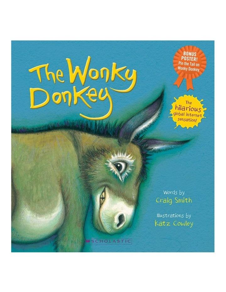 The Wonky Donkey Pin The Tail On The Wonky Donkey (Hardback) image 1