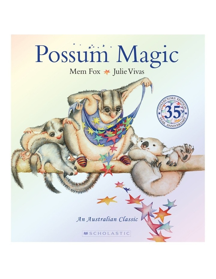 Possum Magic 35th Anniversary Edition (Hardback) image 1