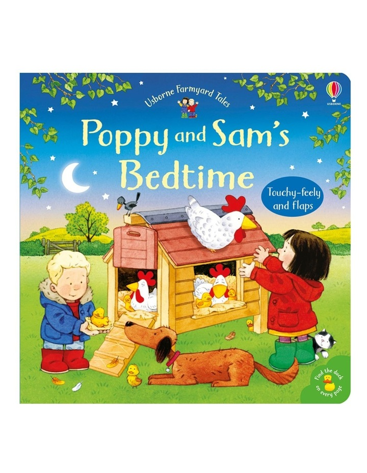 Farmyard Tales : Poppy And Sam's Bedtime (Board Book) image 1