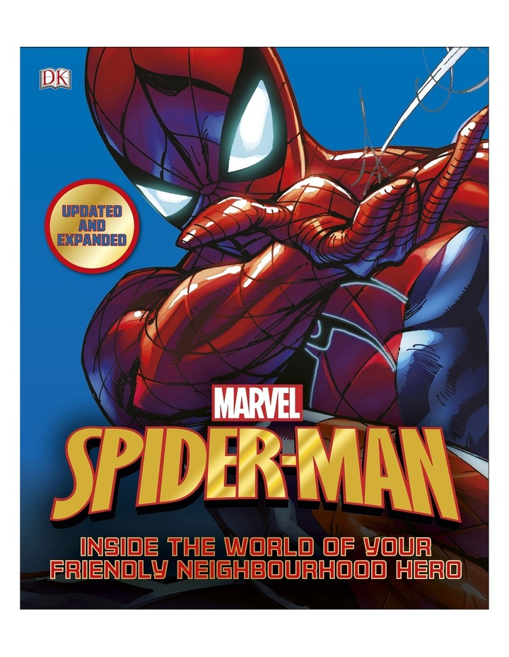 Marvel Spider-Man: Inside the World of Your Friendly Neighbourhood by DK (paperback) image 1
