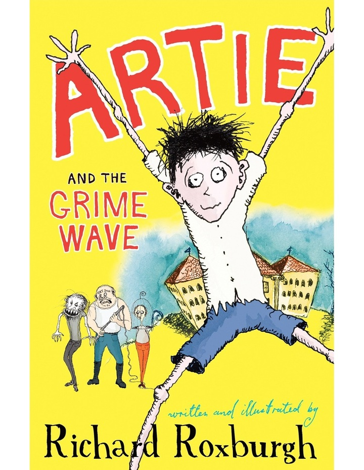 Artie And The Grime Wave image 1