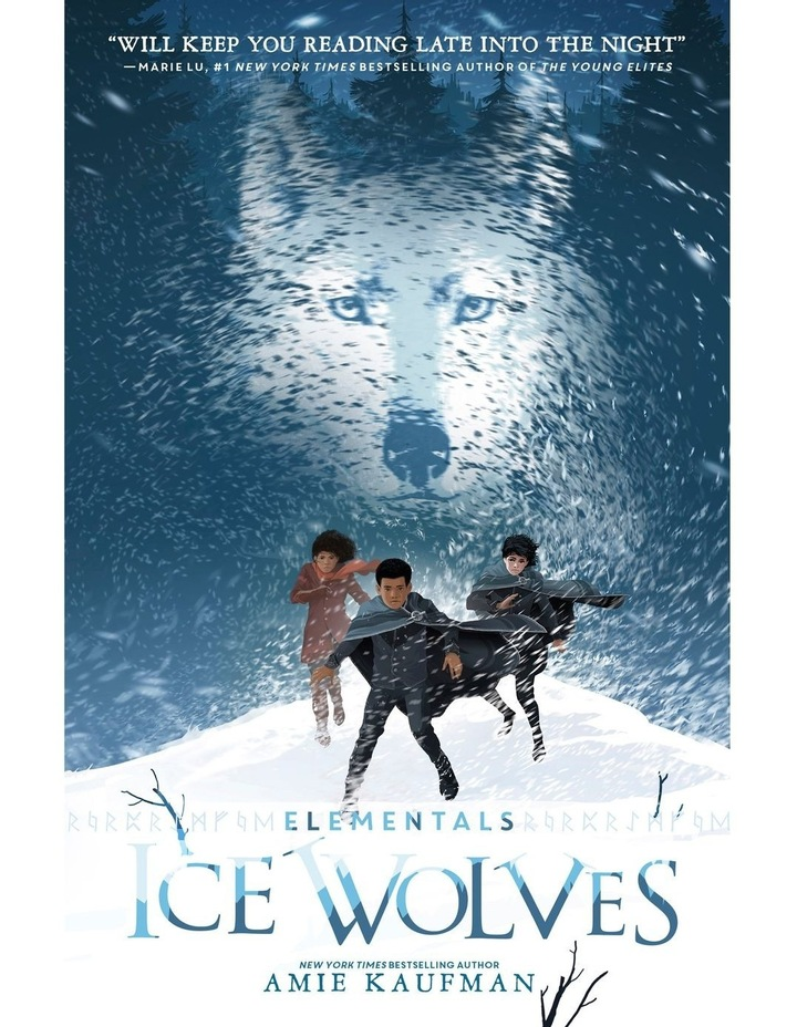 Elementals Ice Wolves by Amie Kaufman (Paperback) image 1