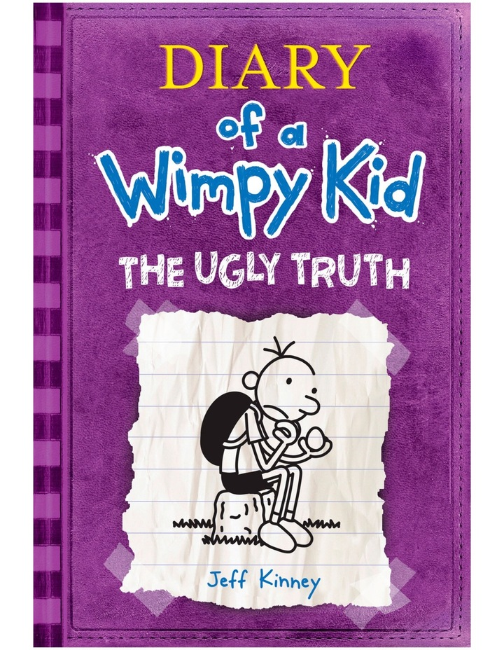 The Ugly Truth: Diary of a Wimpy Kid: Book 5 by Jeff Kinney (paperback) image 1