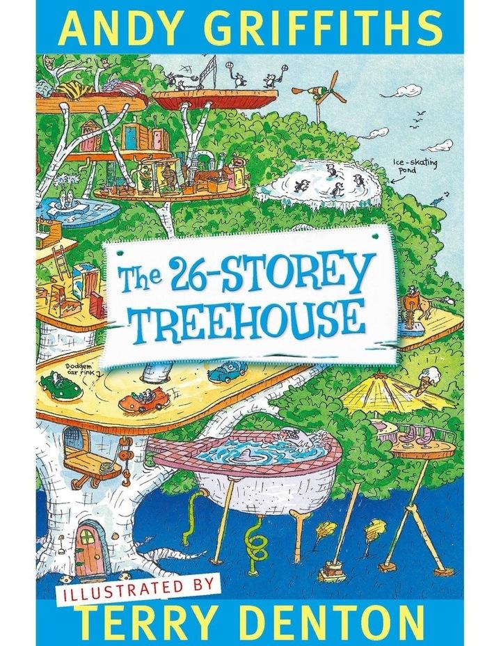The 26-Storey Treehouse image 1