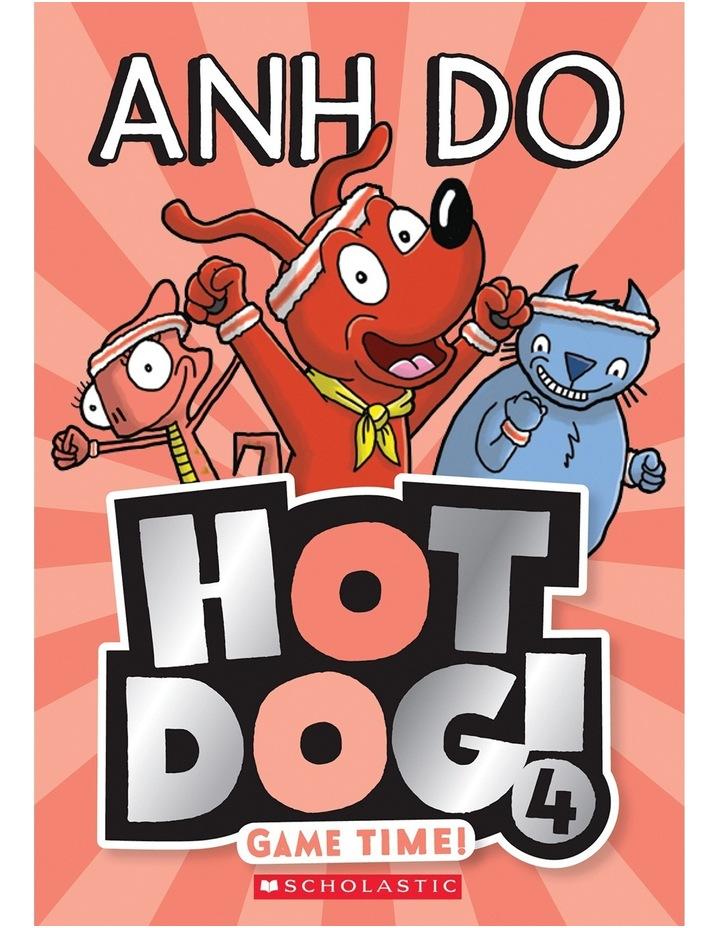Hotdog! #4: Game Time! image 1