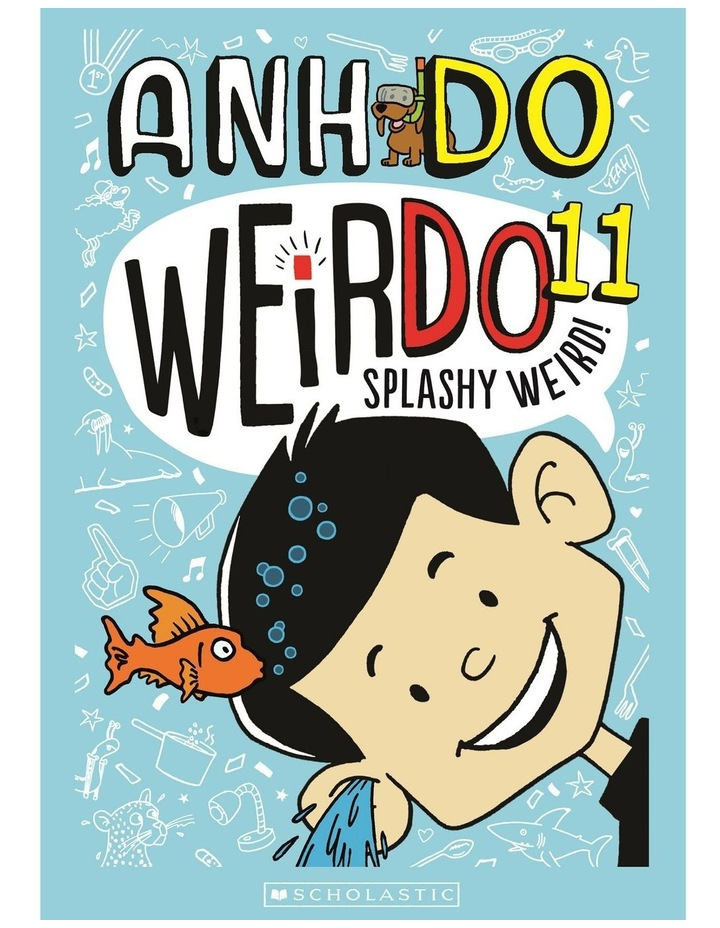 WeirDo #11 Splashy Weird! image 1