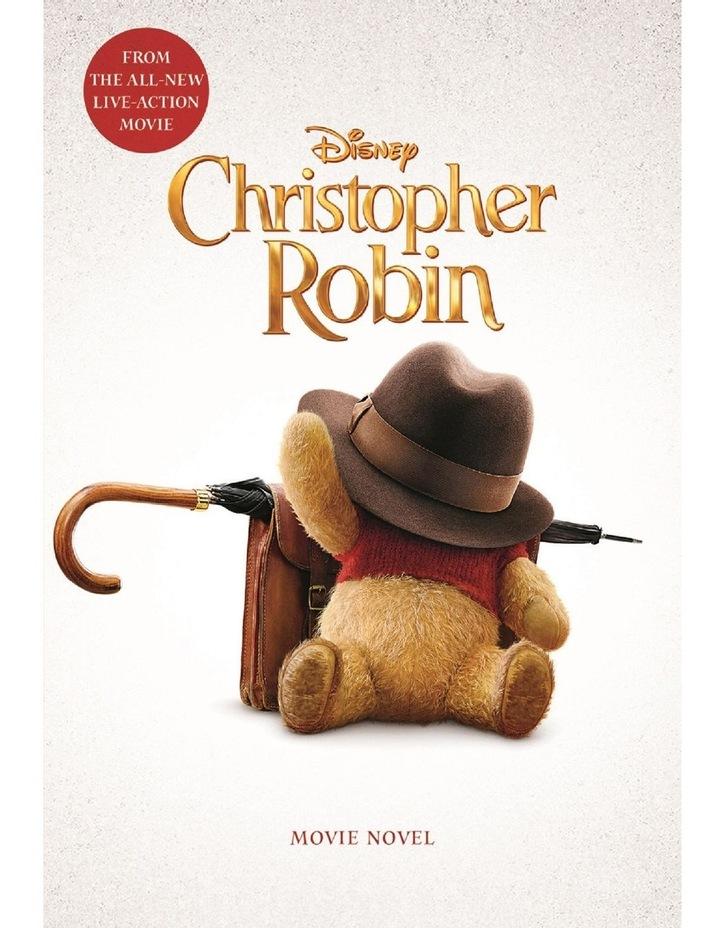 Disney Christopher Robin Movie Novel image 1