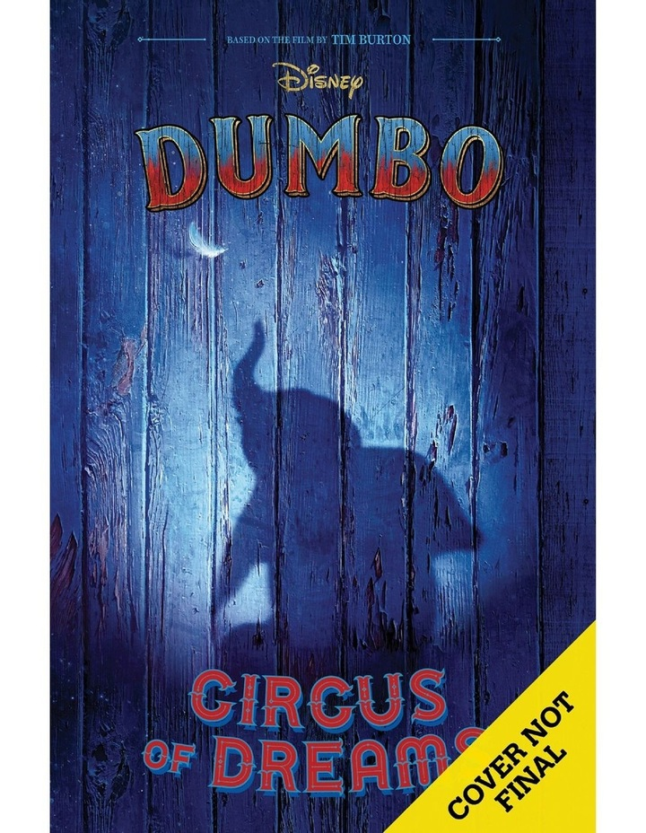 Disney: Dumbo Movie Novel image 1