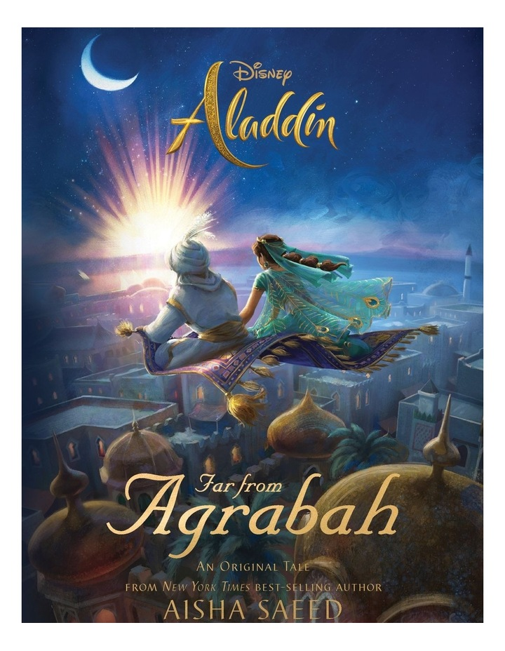 Aladdin: Far From Agrabah image 1