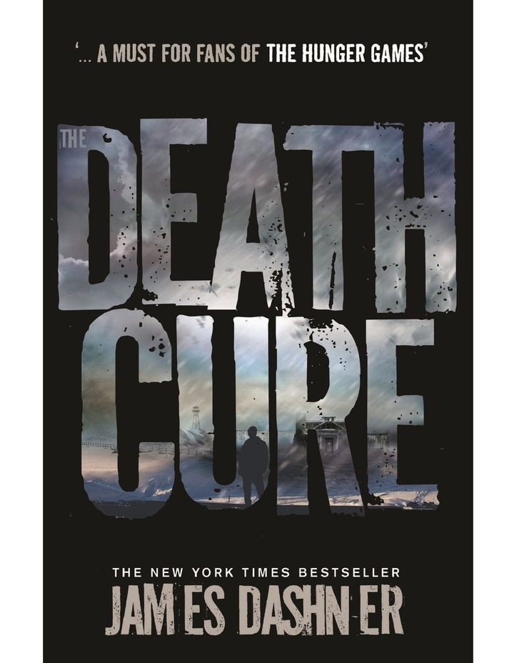 Maze Runner #3 The Death Cure image 1