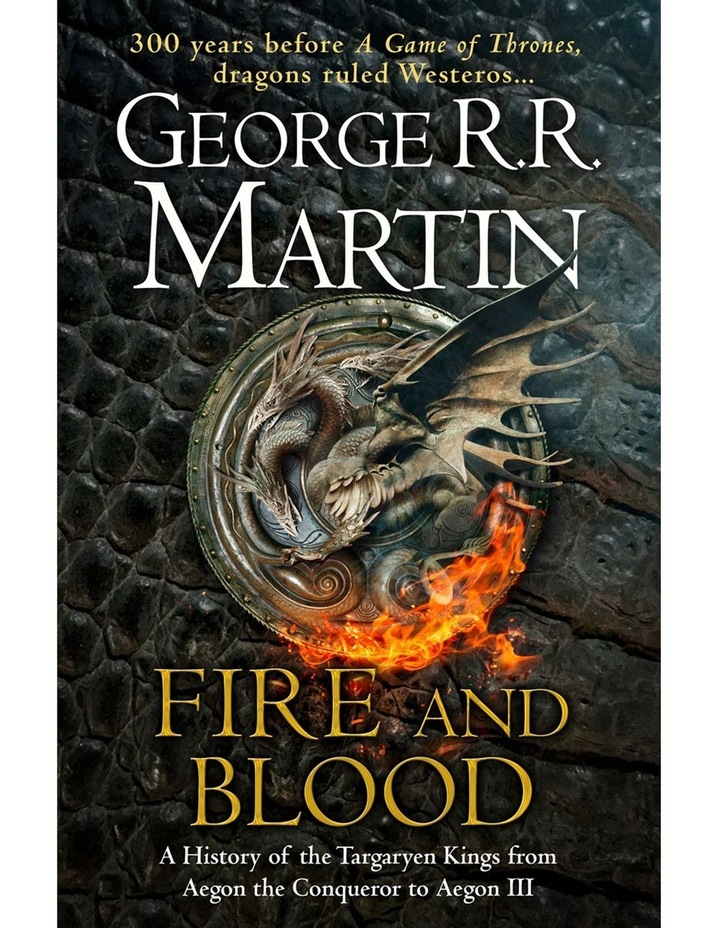 Fire And Blood image 1