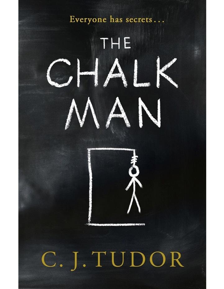 The Chalk Man By C.J. Tudor (Paperback) image 1