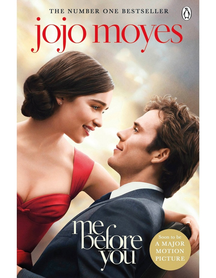 Me Before You: Film Tie-in Edition by Jojo Moyes (paperback) image 1