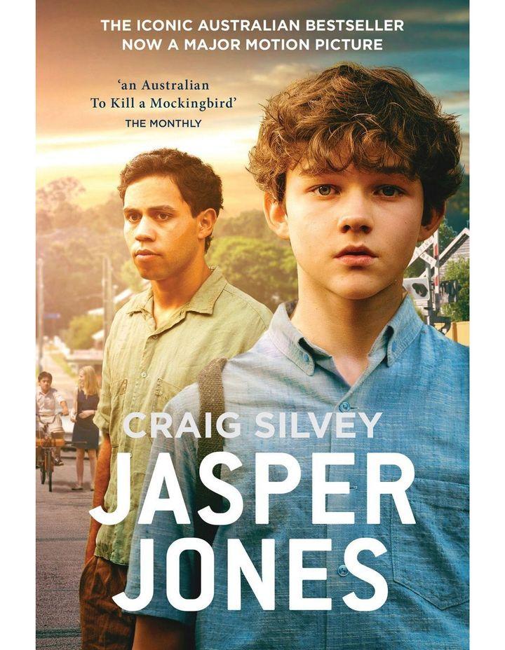 Jasper Jones: Film Tie-in Edition by Craig Silvey image 1