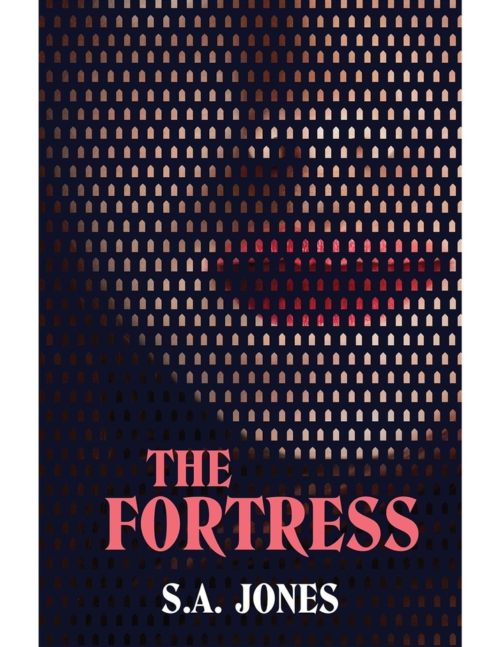 The Fortress by S.A. Jones (Paperback) image 1