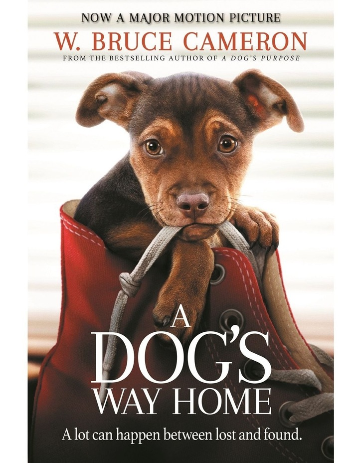 A Dog's Way Home: Film Tie-In image 1