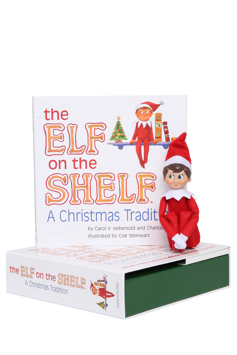 The Elf on the Shelf | A Christmas Tradition Boxed Set (with ...