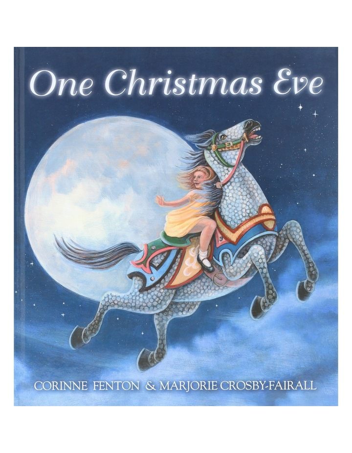 One Christmas Eve by Corinne Fenton & Marjorie Crosby-Fairall (hardback) image 1