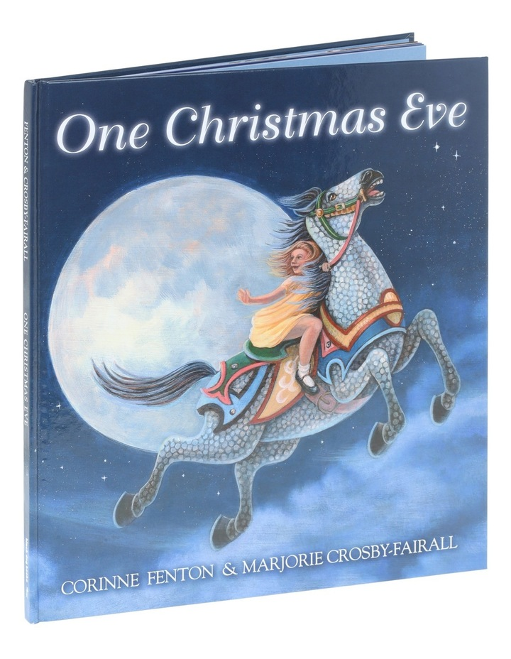 One Christmas Eve by Corinne Fenton & Marjorie Crosby-Fairall (hardback) image 2