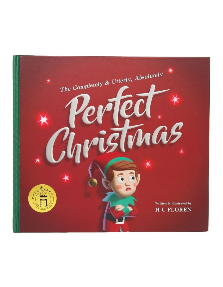 The Completely and Utterly Perfect Christmas by H. C. Floren (hardback) image 1