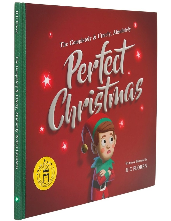 The Completely and Utterly Perfect Christmas by H. C. Floren (hardback) image 2