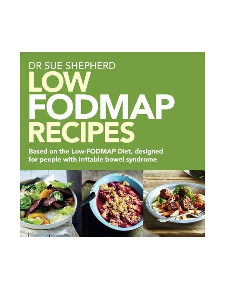 1830451b4531 Low FODMAP Recipes by Dr Sue Shepherd (paperback) image 1