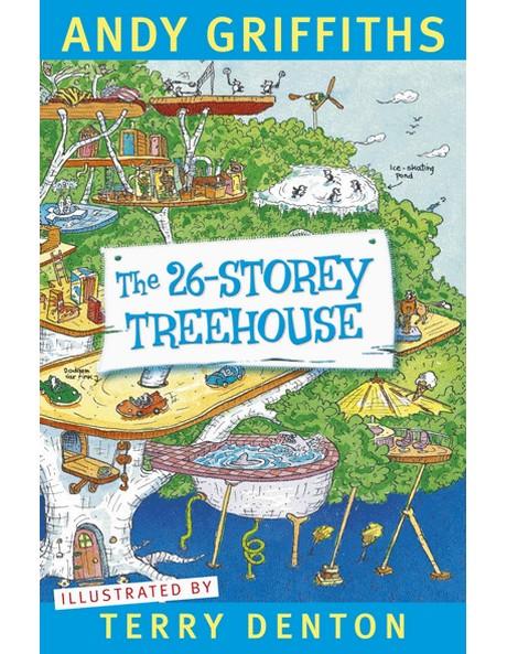 The 26-Storey Treehouse image 2