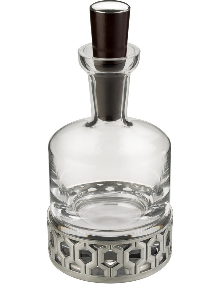 Hexagon Whiskey Decanter image 1