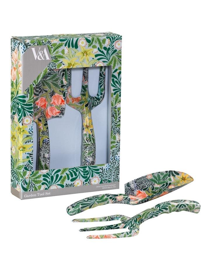 Fork and Trowel Set - William Morris image 1