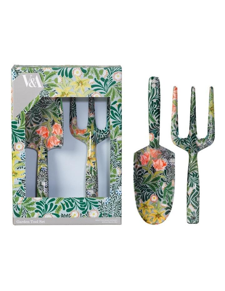 Fork and Trowel Set - William Morris image 3