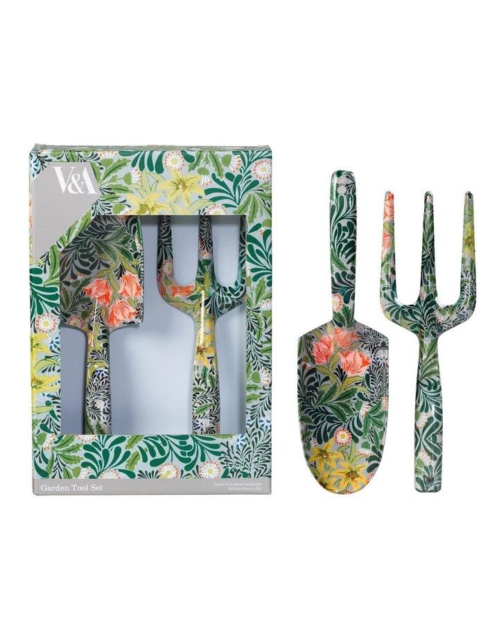 Fork and Trowel Set - William Morris image 4