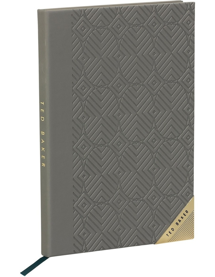A5 Notebook Ash Grey image 1