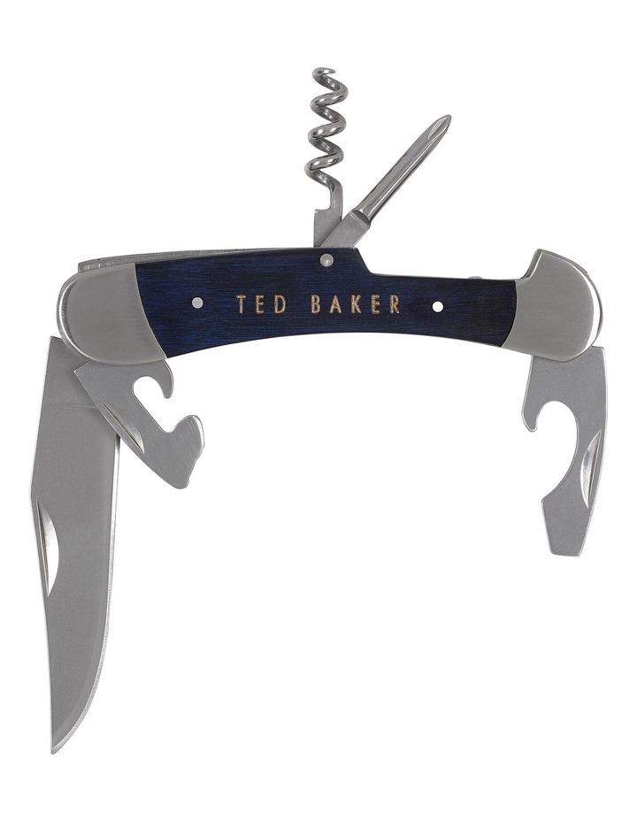 Multi-Tool Pen Knife Blue Cadet image 1